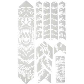 All Mountain Style Extra Kit di Protezione del Telaio 10 Pezzi, nero/bianco